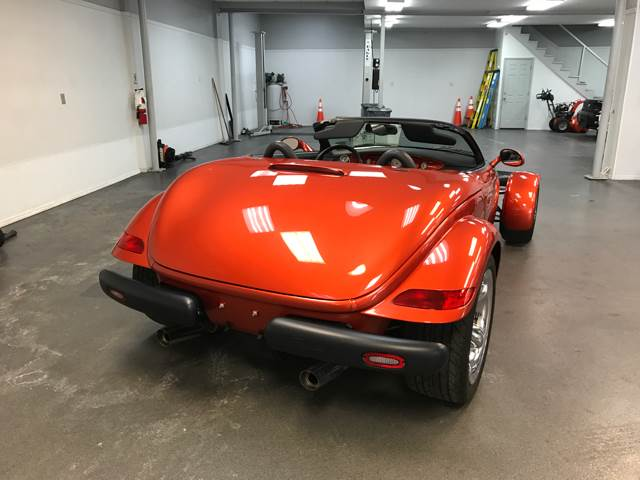 2001 Plymouth Prowler 2dr Convertible - Kearny NJ