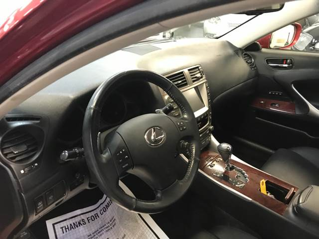 2006 Lexus IS 250 AWD 4dr Sedan - Kearny NJ