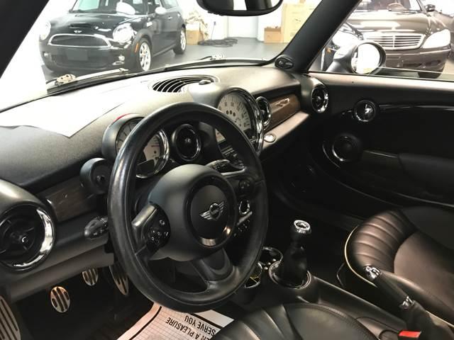 2012 MINI Cooper Hardtop S 2dr Hatchback - Kearny NJ