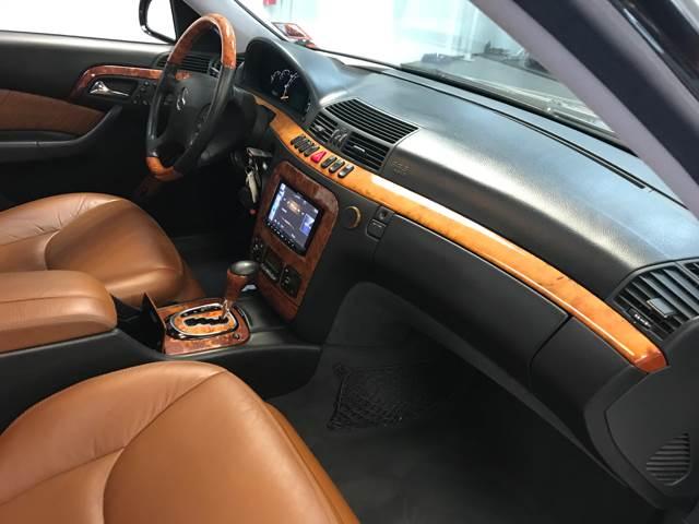 2000 Mercedes-Benz S-Class S 500 4dr Sedan - Kearny NJ
