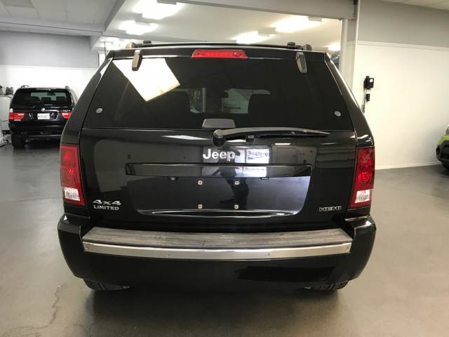 2008 Jeep Grand Cherokee 4x4 Limited 4dr SUV - Kearny NJ