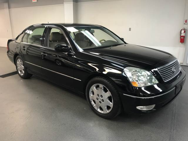 2002 Lexus LS 430 4dr Sedan - Kearny NJ