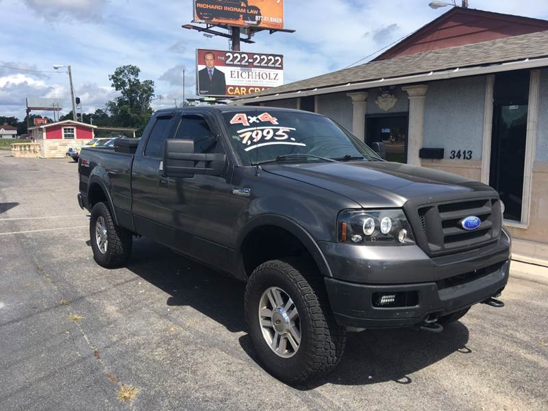 2004 Ford F-150 for sale at CSRA Motor Sports in Augusta GA