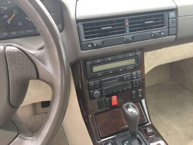 1997 Mercedes-Benz SL-Class SL 320 2dr Convertible - Augusta GA