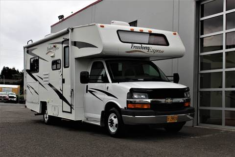 2007 Coachmen FX 21 QB for sale in Portland, OR