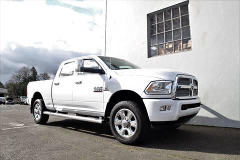 2014 RAM Ram Pickup 3500 Laramie Limited for sale at VIP Motors LLC in Portland OR