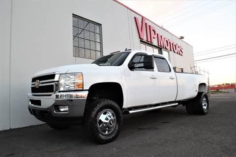 2011 Chevrolet Silverado 3500HD LTZ for sale at VIP Motors LLC in Portland OR