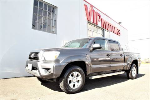 2012 Toyota Tacoma V6 for sale at VIP Motors LLC in Portland OR