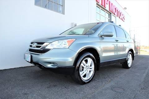 2011 Honda CR-V EX-L for sale at VIP Motors LLC in Portland OR