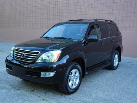 2006 Lexus GX 470 for sale at United Motors Group in Lawrence MA