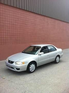 2001 Toyota Corolla for sale at United Motors Group in Lawrence MA