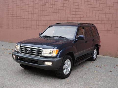 2003 Toyota Land Cruiser for sale at United Motors Group in Lawrence MA