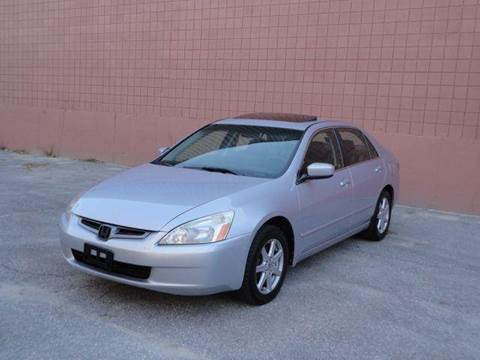 2004 Honda Accord for sale at United Motors Group in Lawrence MA