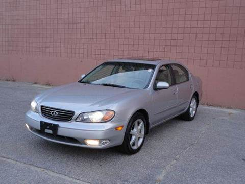 2002 Infiniti I35 for sale at United Motors Group in Lawrence MA
