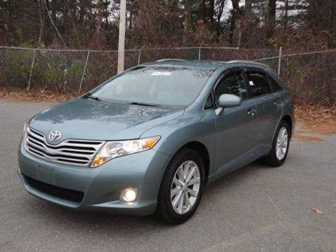 2010 Toyota Venza for sale at United Motors Group in Lawrence MA