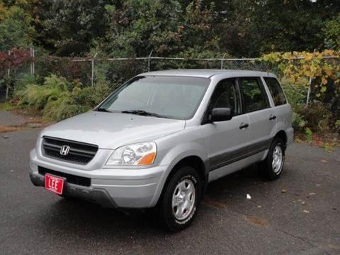 2003 Honda Pilot for sale at United Motors Group in Lawrence MA