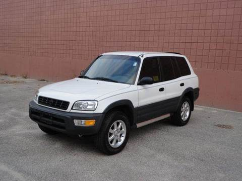 1998 Toyota RAV4 for sale at United Motors Group in Lawrence MA