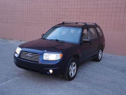 2006 Subaru Forester for sale at United Motors Group in Lawrence MA