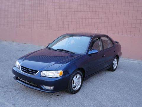 2002 Toyota Corolla for sale at United Motors Group in Lawrence MA
