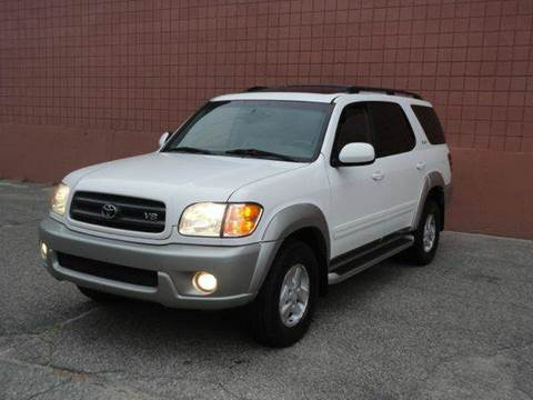 2003 Toyota Sequoia for sale at United Motors Group in Lawrence MA
