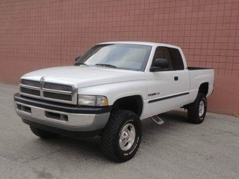 2001 Dodge Ram Pickup 1500 for sale at United Motors Group in Lawrence MA