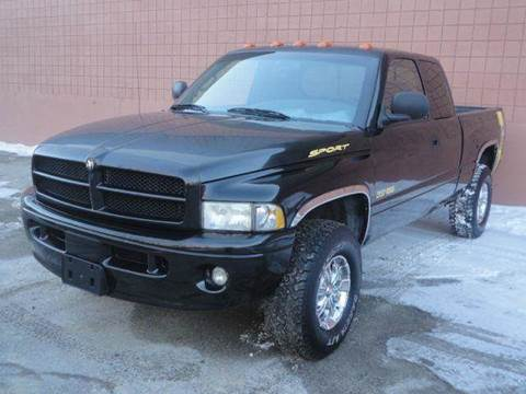 1999 Dodge Ram Pickup 1500 for sale at United Motors Group in Lawrence MA
