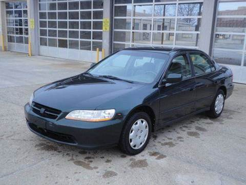 1999 Honda Accord for sale at United Motors Group in Lawrence MA