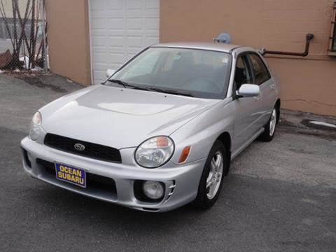 2002 Subaru Impreza for sale at United Motors Group in Lawrence MA
