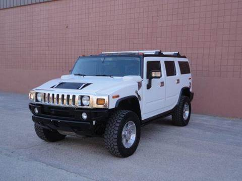 2003 HUMMER H2 for sale at United Motors Group in Lawrence MA