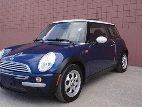 2003 MINI Cooper for sale at United Motors Group in Lawrence MA