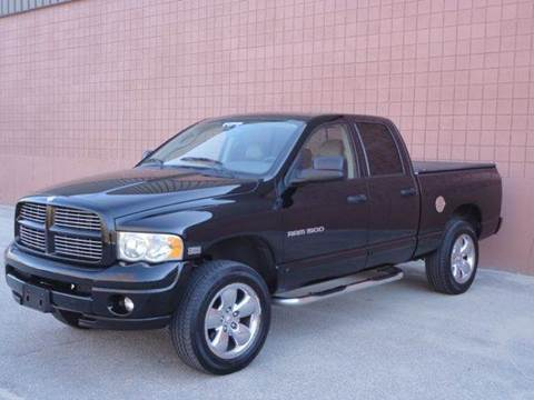 2004 Dodge Ram Pickup 1500 for sale at United Motors Group in Lawrence MA