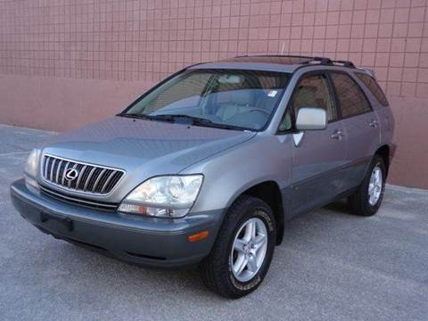 2002 Lexus RX 300 for sale at United Motors Group in Lawrence MA