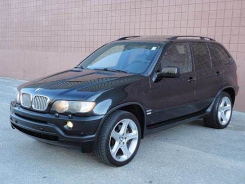 2002 BMW X5 for sale at United Motors Group in Lawrence MA