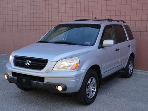 2004 Honda Pilot for sale at United Motors Group in Lawrence MA