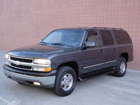 2003 Chevrolet Suburban for sale at United Motors Group in Lawrence MA