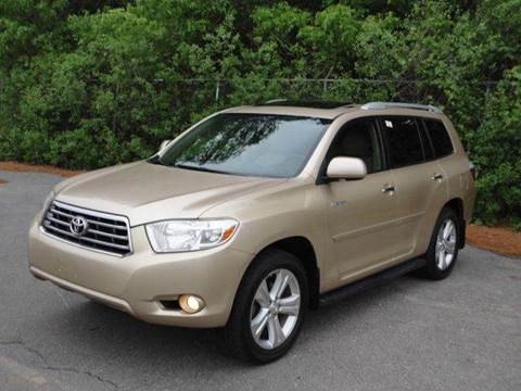 2008 Toyota Highlander for sale at United Motors Group in Lawrence MA