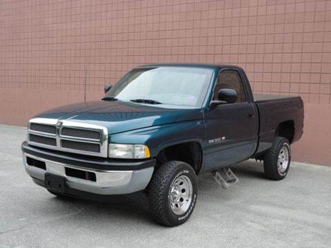 1998 Dodge Ram Pickup 1500 for sale at United Motors Group in Lawrence MA