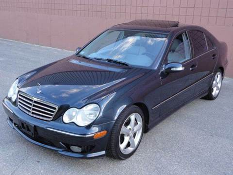 2005 Mercedes-Benz C-Class for sale at United Motors Group in Lawrence MA