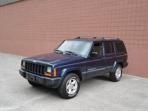 2000 Jeep Cherokee for sale at United Motors Group in Lawrence MA