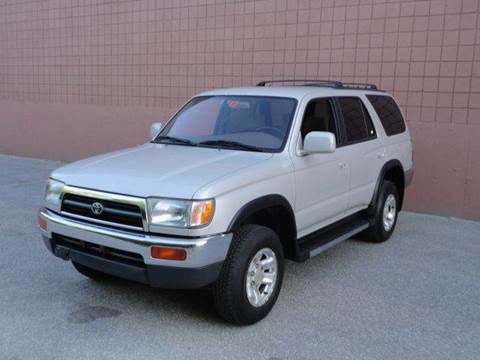 1997 Toyota 4Runner for sale at United Motors Group in Lawrence MA