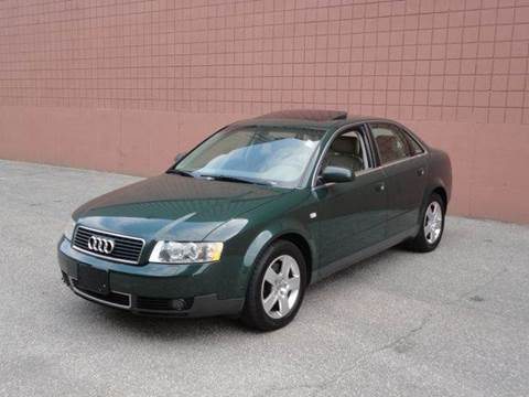 2002 Audi A4 for sale at United Motors Group in Lawrence MA