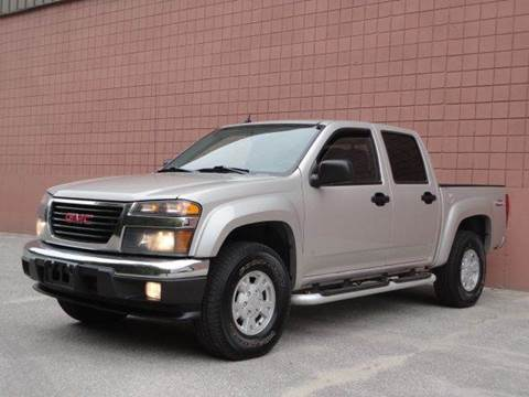 2006 GMC Canyon for sale at United Motors Group in Lawrence MA