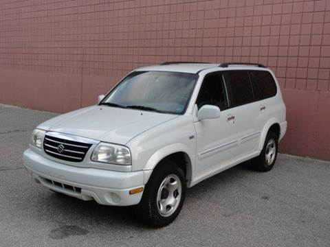 2002 Suzuki XL7 for sale at United Motors Group in Lawrence MA