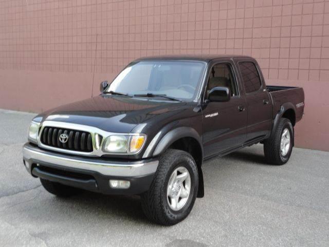 2003 Toyota Tacoma 4WD Double Cab SR5 / New Frame   Lawrence MA