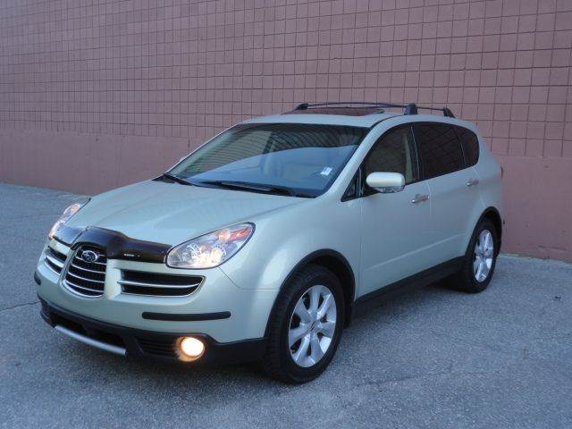 2006 Subaru Tribeca Limited Navi 7passenger Dvd In Lawrence Ma