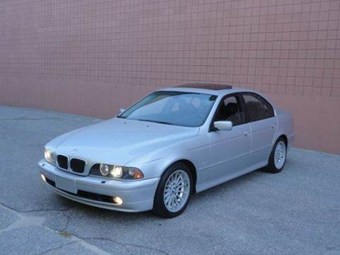 2001 BMW 5 Series for sale at United Motors Group in Lawrence MA