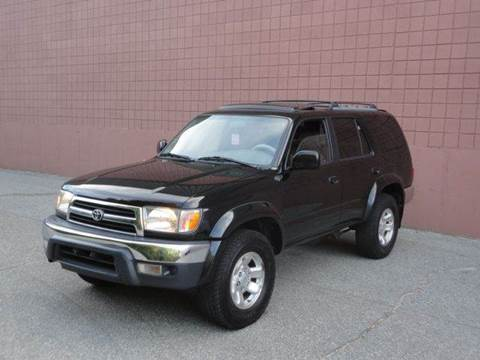 2000 Toyota 4Runner for sale at United Motors Group in Lawrence MA