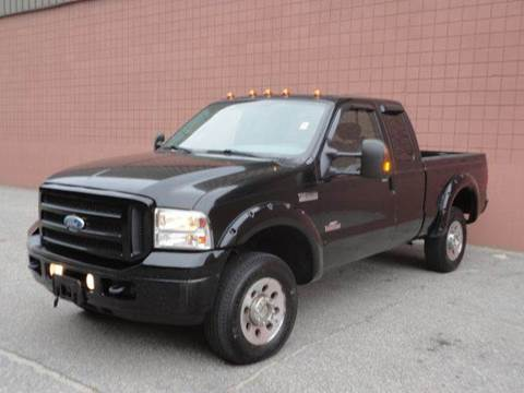 2005 Ford F-250 for sale at United Motors Group in Lawrence MA