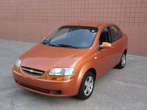 2006 Chevrolet Aveo for sale at United Motors Group in Lawrence MA