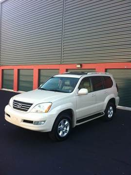 2003 Lexus GX 470 for sale at United Motors Group in Lawrence MA